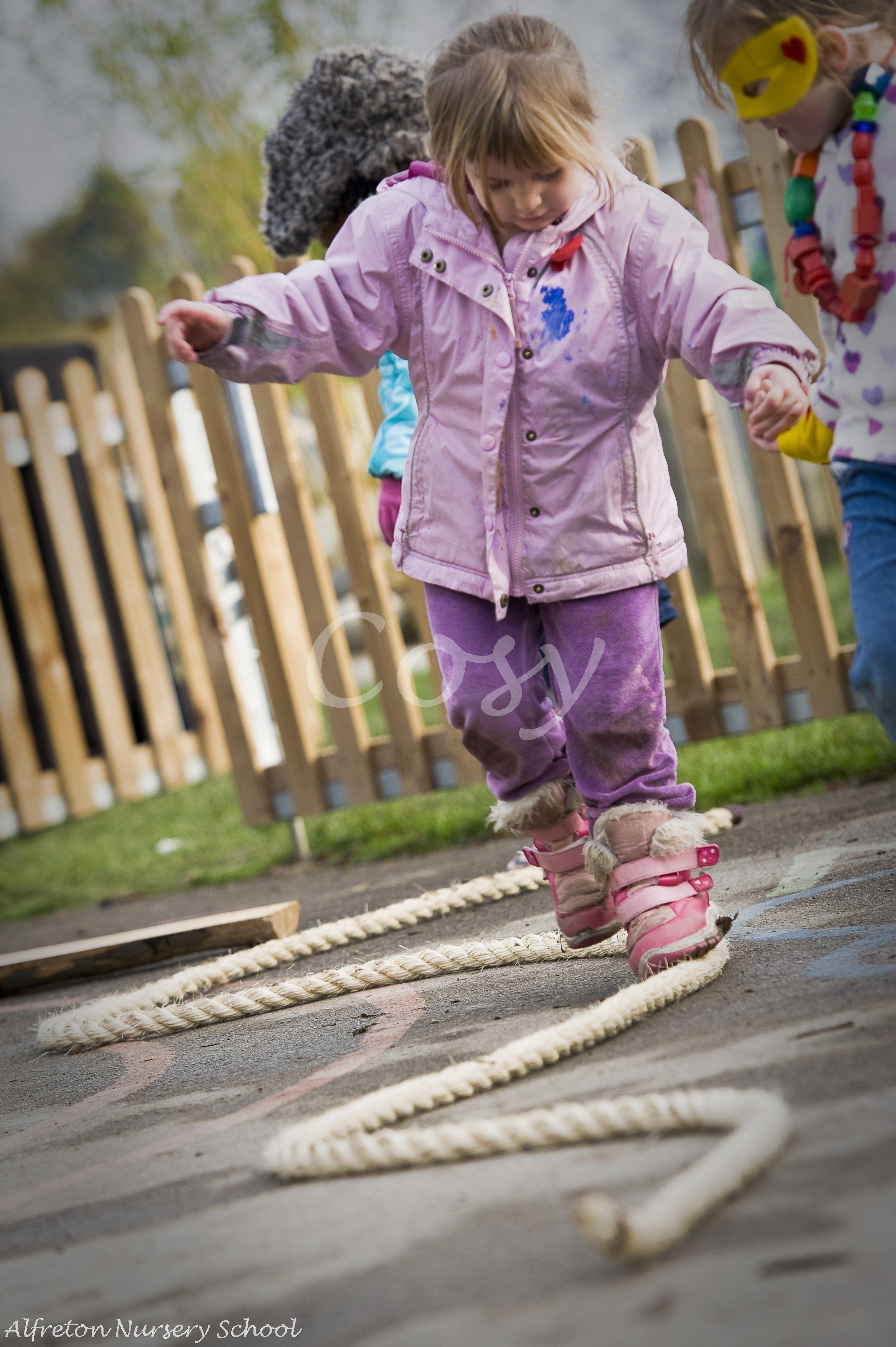 www.alfreton.derbyshire.sch.uk 6 | Thick rope, Nursery ...