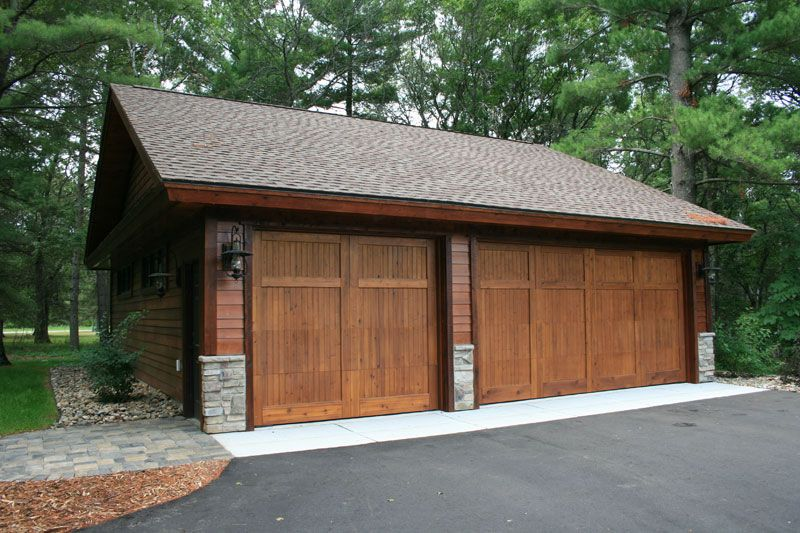 Garage Door From Great Northern Company