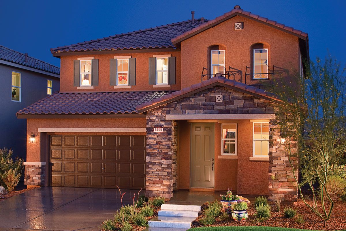 Reserves At Talavera In Mountain S Edge A Kb Home Community