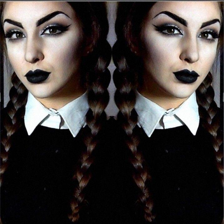 10 Creative and Spooky Halloween Makeup Ideas | Halloween make up ...