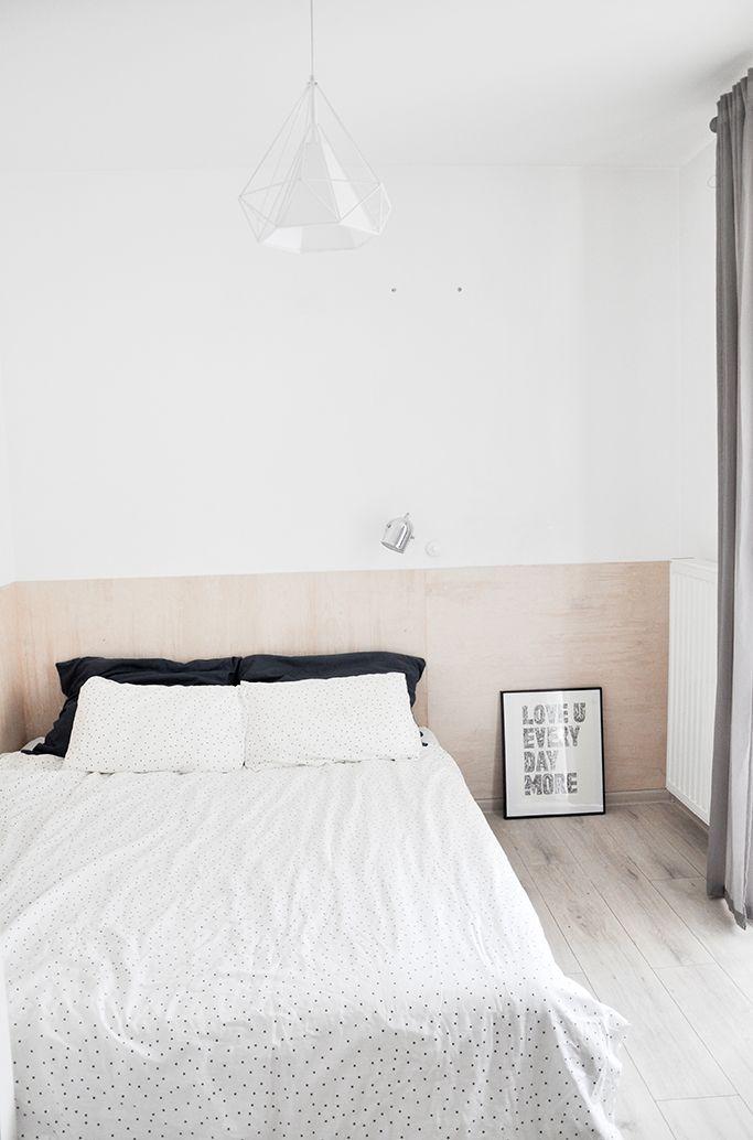 Zaglowek Ze Sklejki Ale Tu Ladnie Home Decor Furniture Home