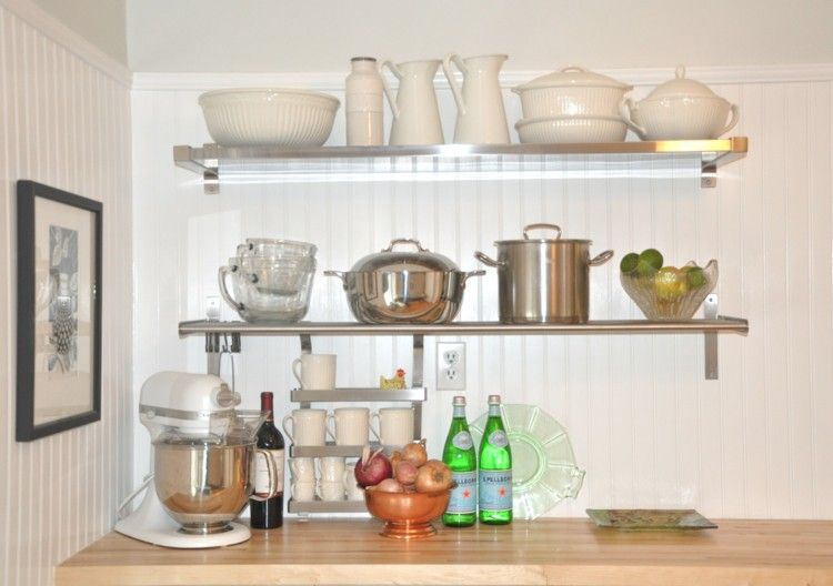 Modern Racking Systems More Storage E In The Kitchen