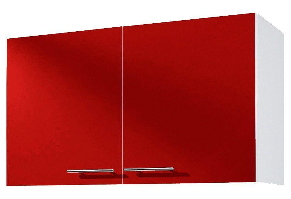 Hängeschrank rot, Burgund-Rot, »Ahus«, yourhome Jetzt bestellen - wohnzimmerwand rot