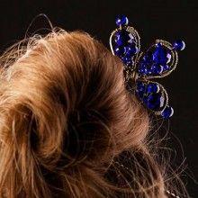 hand made hair pin. www.katesakis.lt