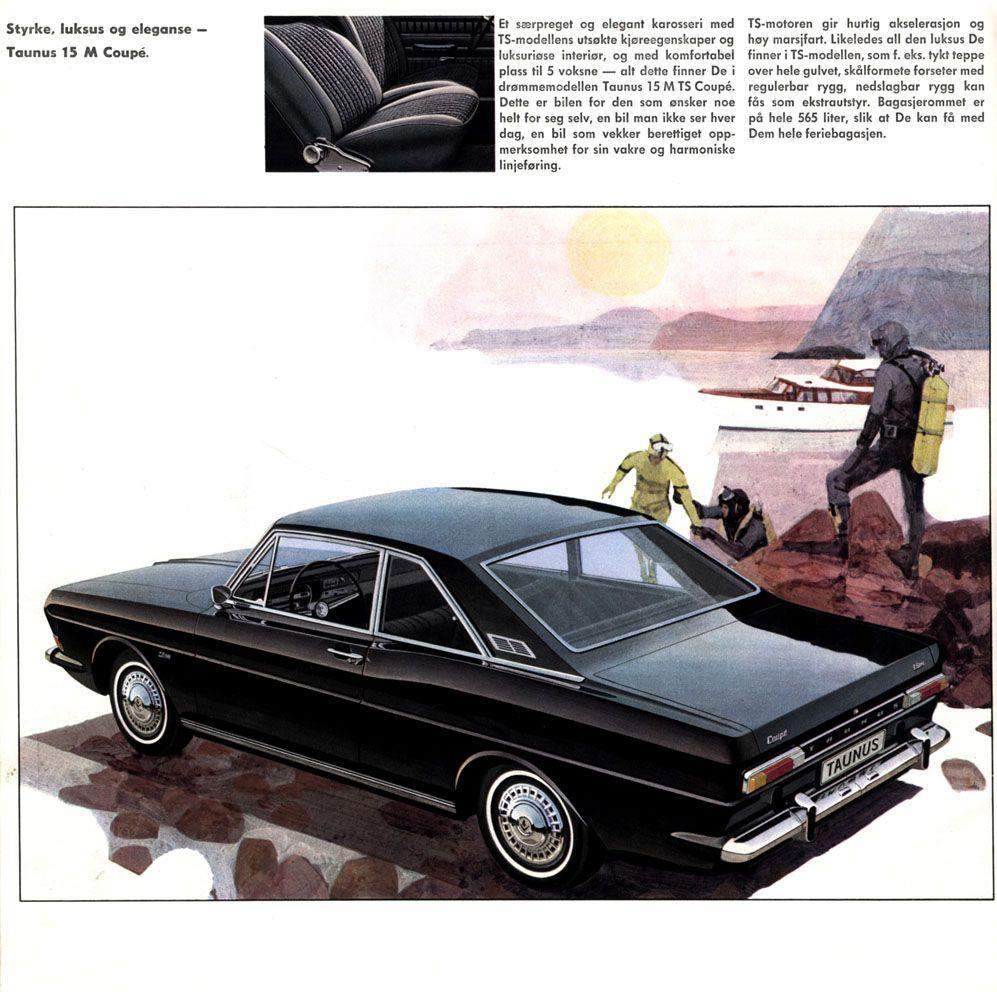 1967 Ford Taunus 15M