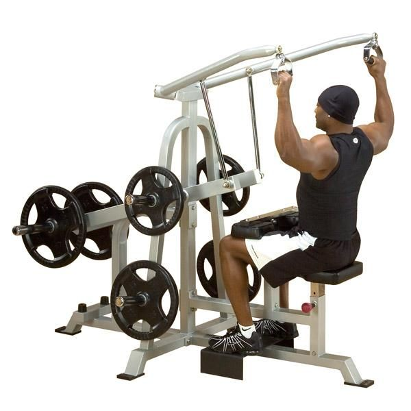 Back Pull Down Machine For Body Workout Back Pull Down