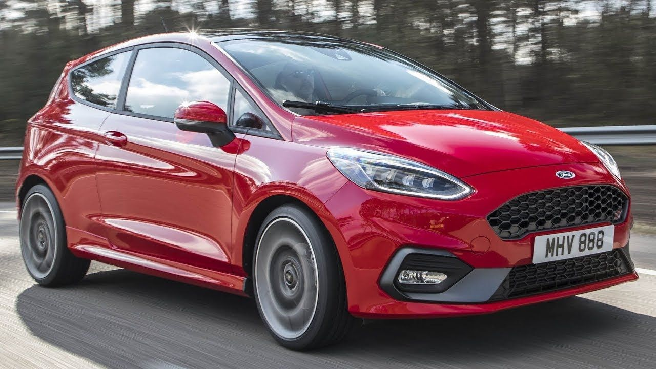 2019 Ford Fiesta St Interior Exterior And Drive Ford Fiesta St Ford Fiesta Ford