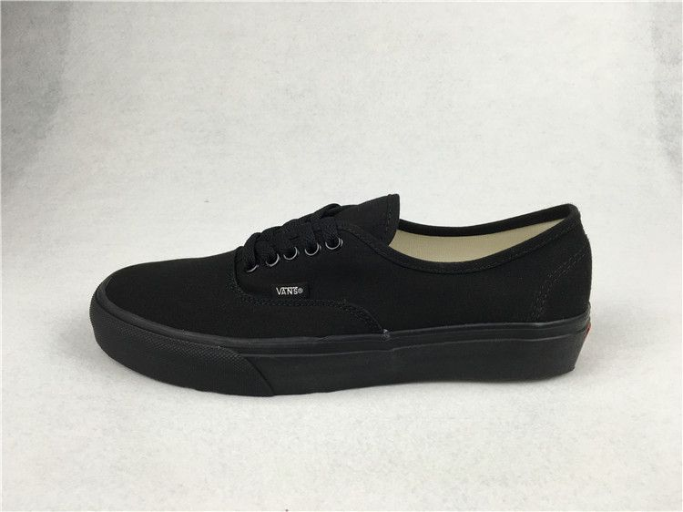 d6916c7a8d Vans Era Pro Classic All Black Mens Shoes  Vans