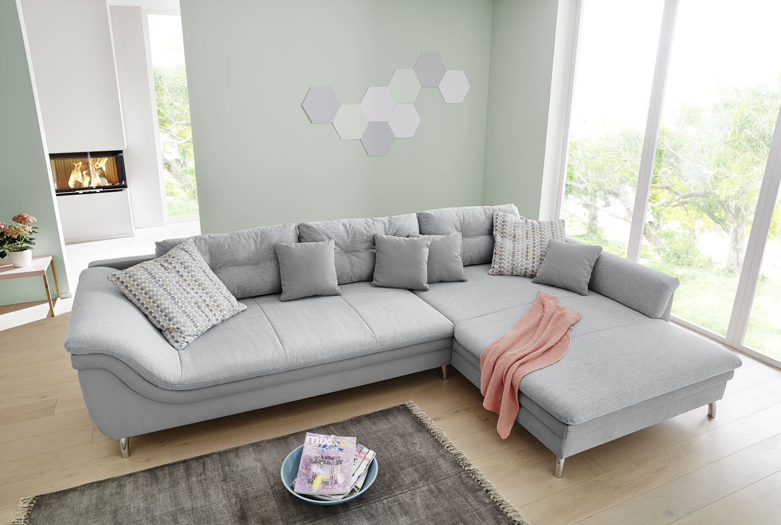 Montreal Zweisitzer Sofa L Billige Sofas Beautiful Interiors Angles