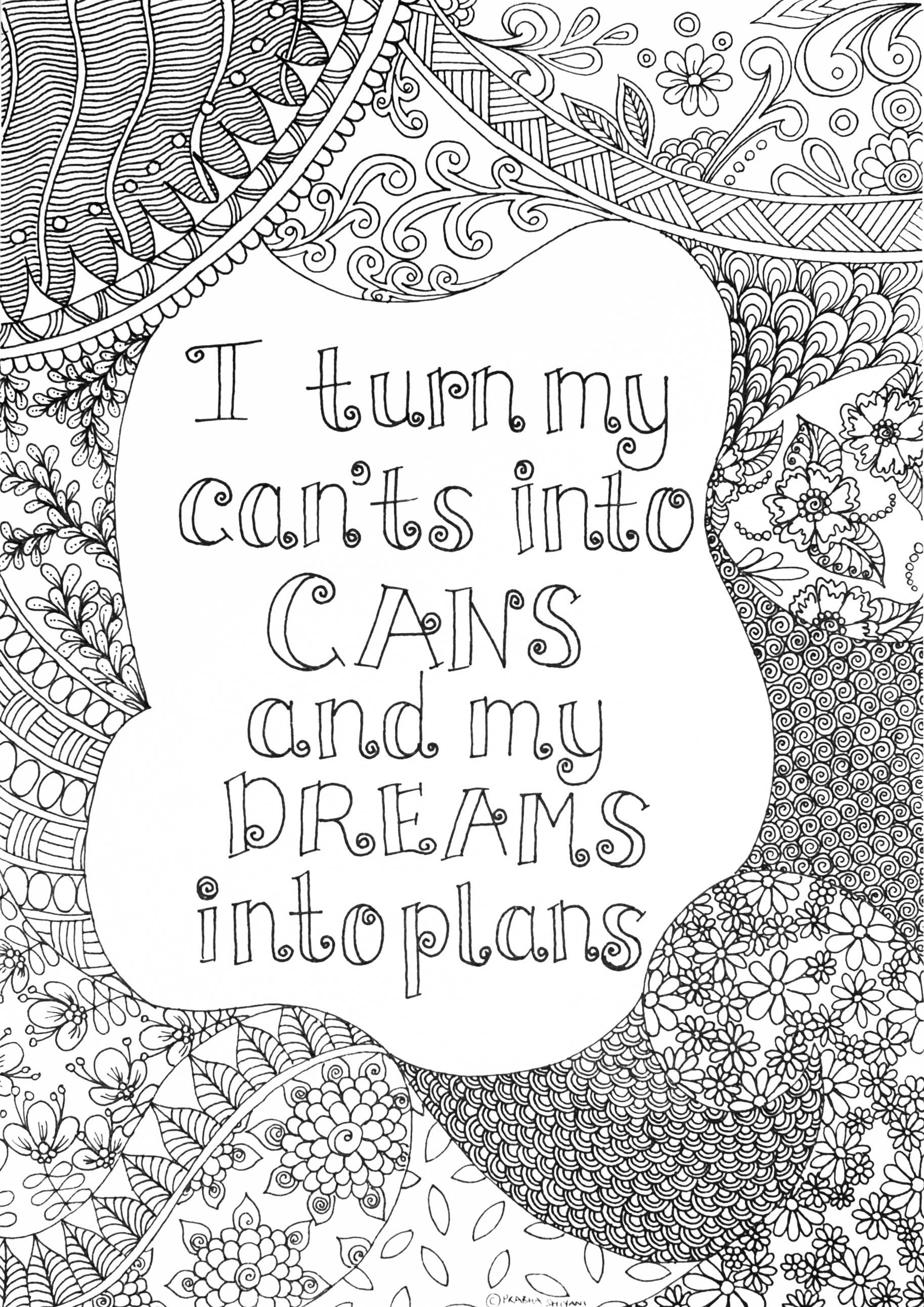 Mindful Affirmation Colouring Book Flourish Wellbeing