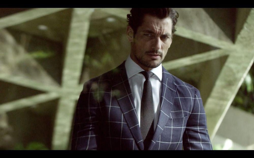 David Gandy – screencaps Marks & Spencer – summer 2015 | My screencaps