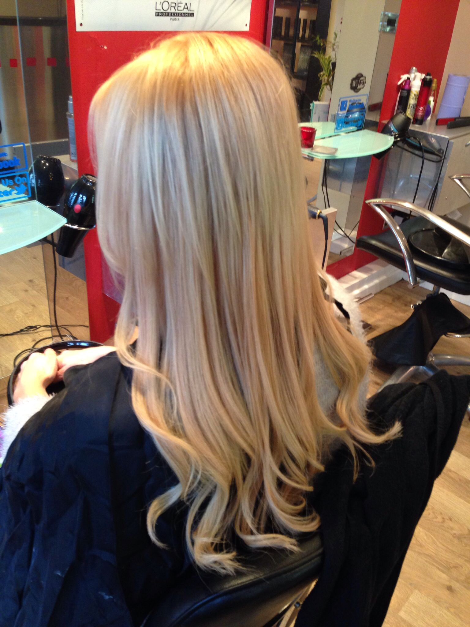 Great Lengths Hair Extensions 30 Cm Blondes Blonde Pinterest