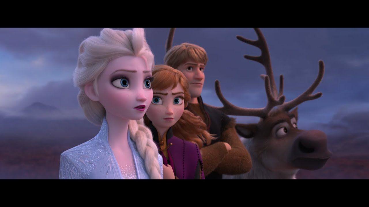 アナ と 雪 の 女王 2 イントゥ ジ アンノウン