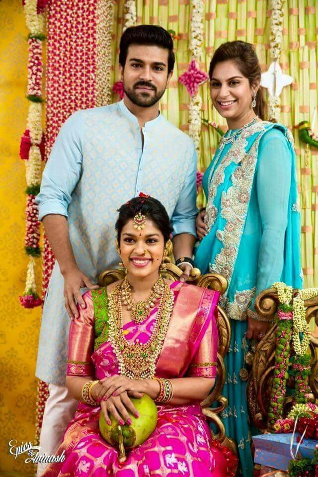 Sreeja Chiranjeevi Daughter Wedding Wedding Pics Wedding Dresses Men Indian Wedding Dress Men