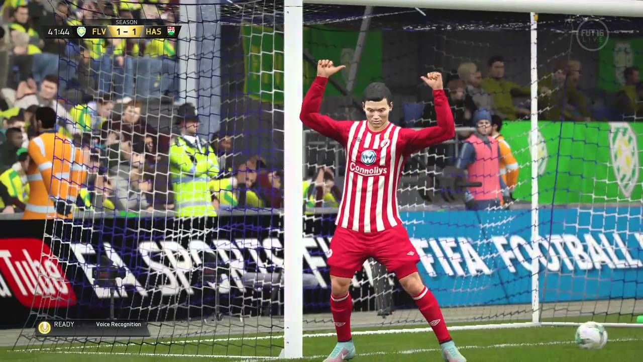FIFA 16 FUT SP. Season 1-4 FUT V FUT, 2nd Half