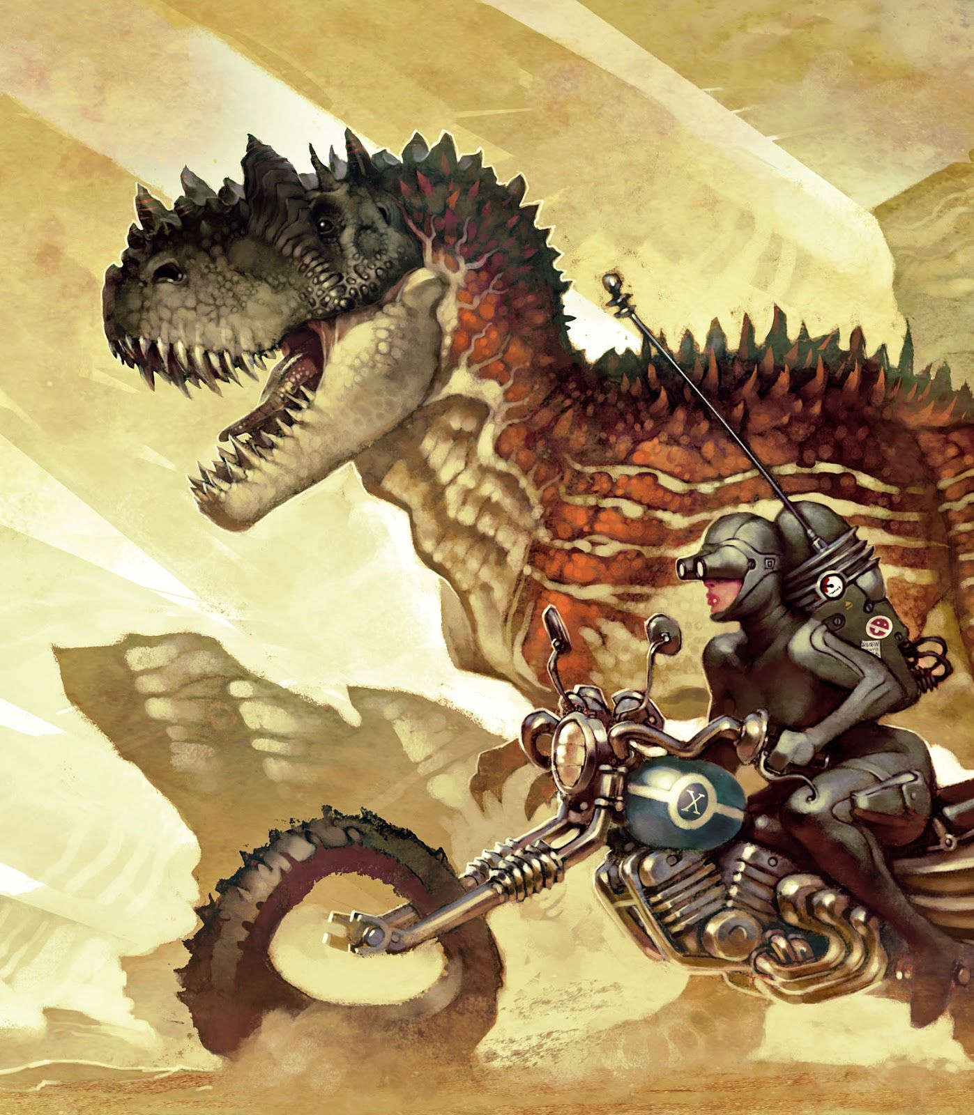 The King of Fatboss | Godzilla, Gojira, Illustration