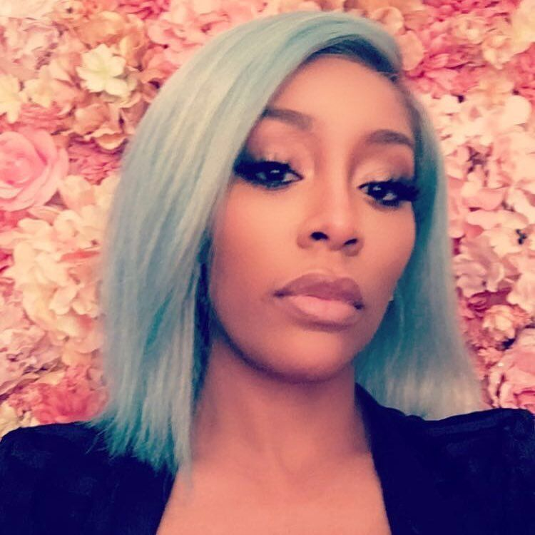 Are you feeling the R&B diva K. Michelle's new look? We ...