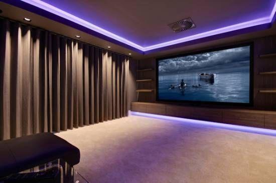Amazing home theater lobby ideas #diy #livingroom #home #theater ...