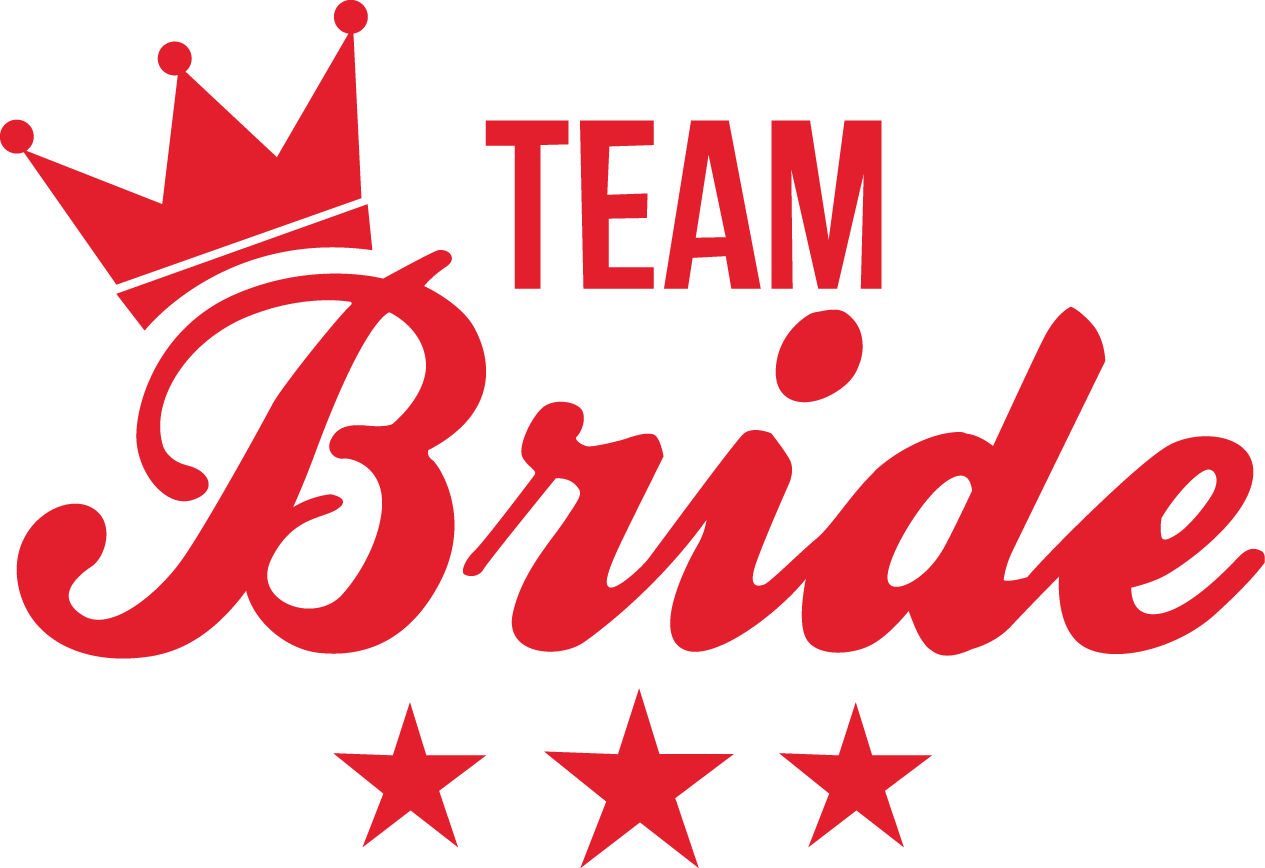 Logo Team Bride Logodee Pinterest Team Bride And Wedding Bells
