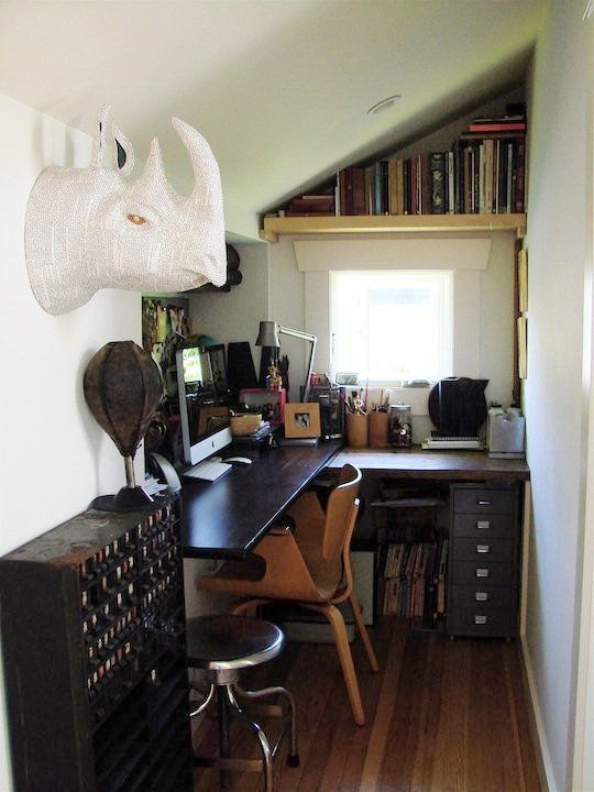 Home office ideas 7 tips Tidy Working From Home Tips For Staying Motivated And Productive Apartment Therapy Pinterest Working From Home Tips For Staying Motivated And Productive You