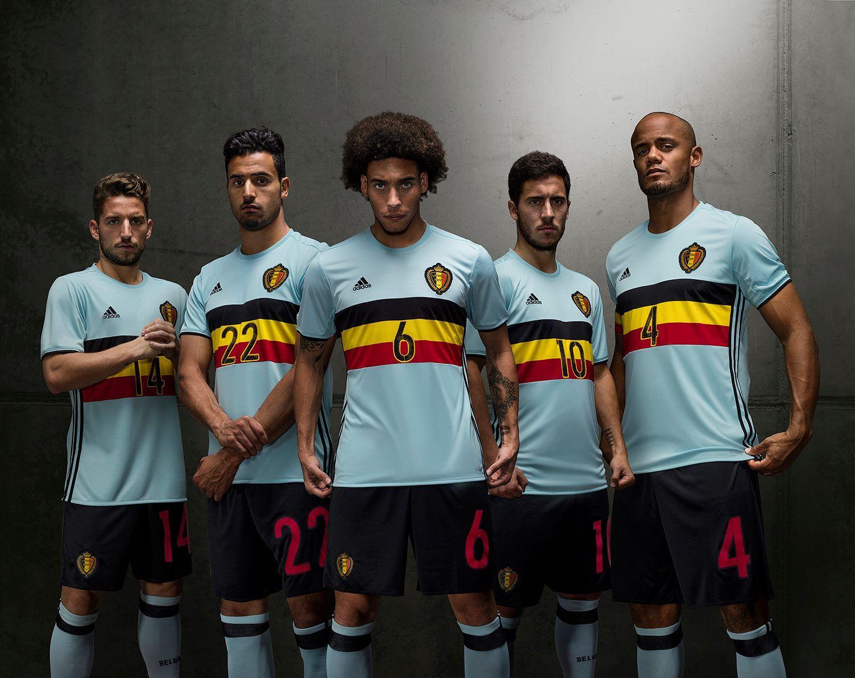 Belgien Aufstellung
