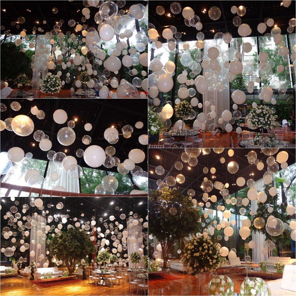 decoraç u00e3o de casamento feita com balões de alta qualidade  # Decoração Balões Casamento