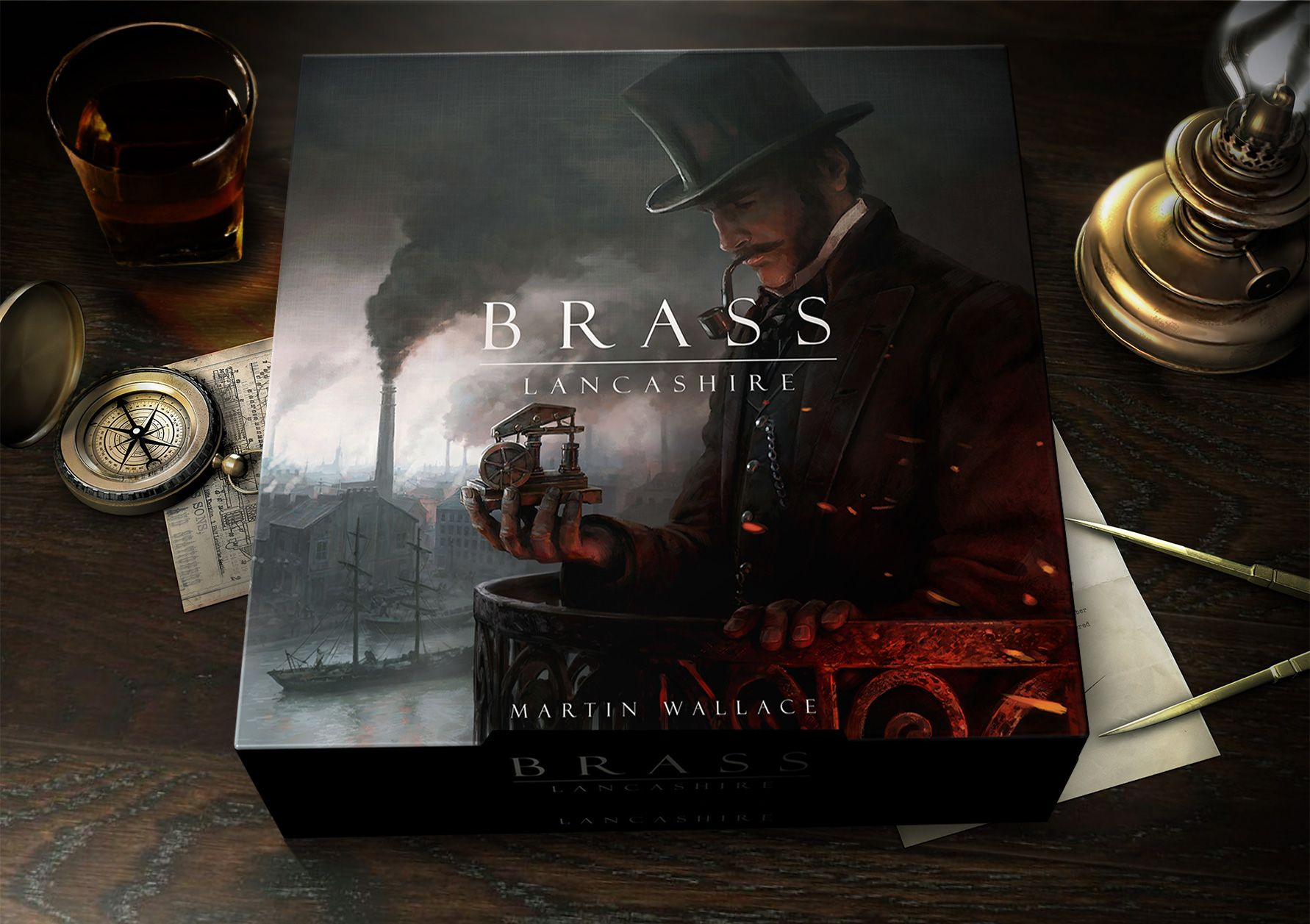 Brass Lancashire Image BoardGameGeek (With images)