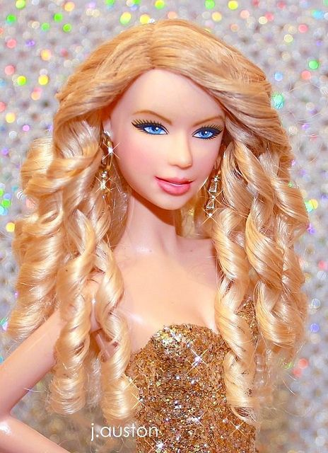Taylor Swift Ooak Doll An Album On Flickr Dolls Celebrity