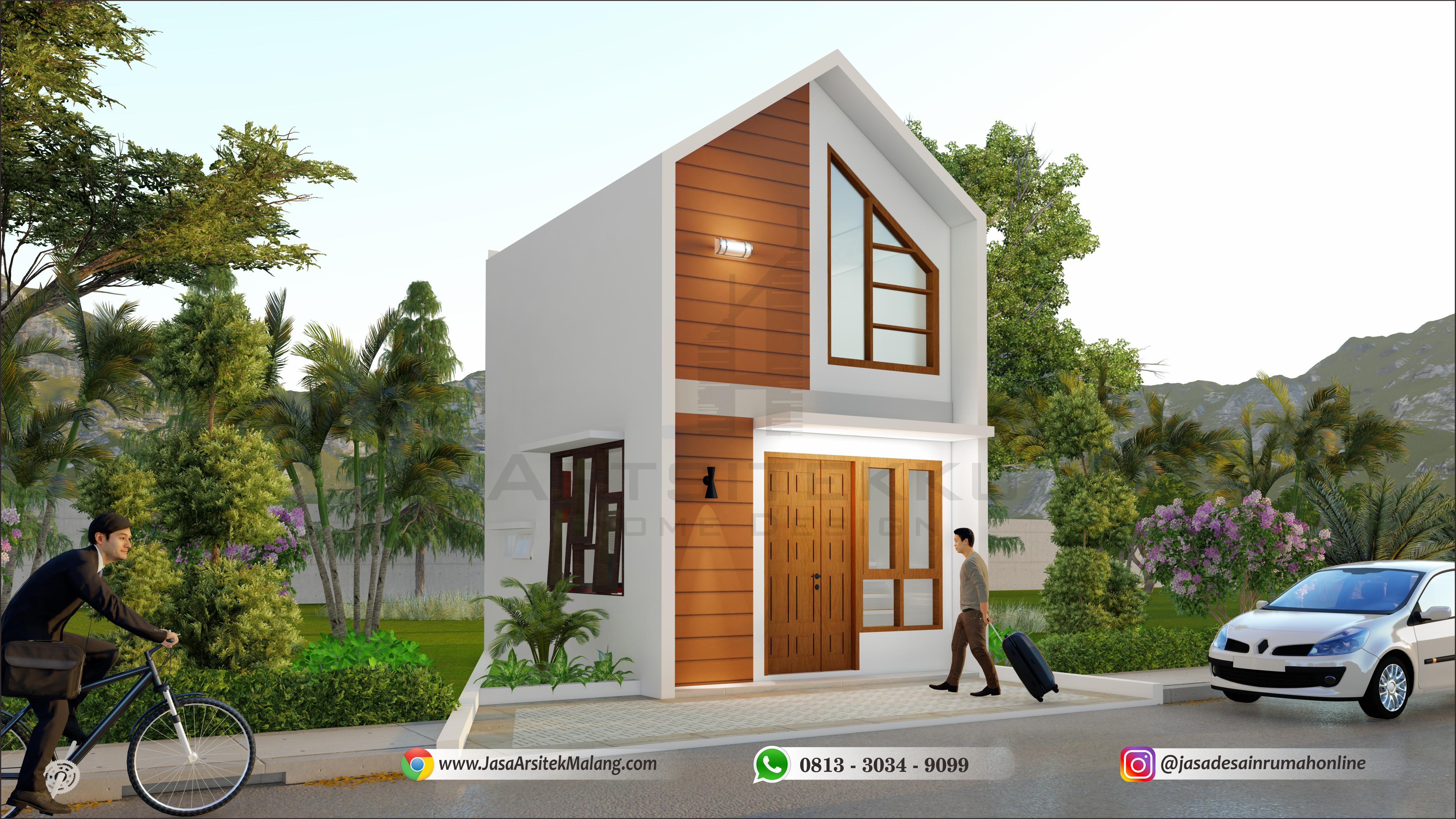 Call Wa 0813 3034 9099 Nayla Jasa Arsitek Desain Rumah Malang In 2020 Outdoor Decor Home Home Decor