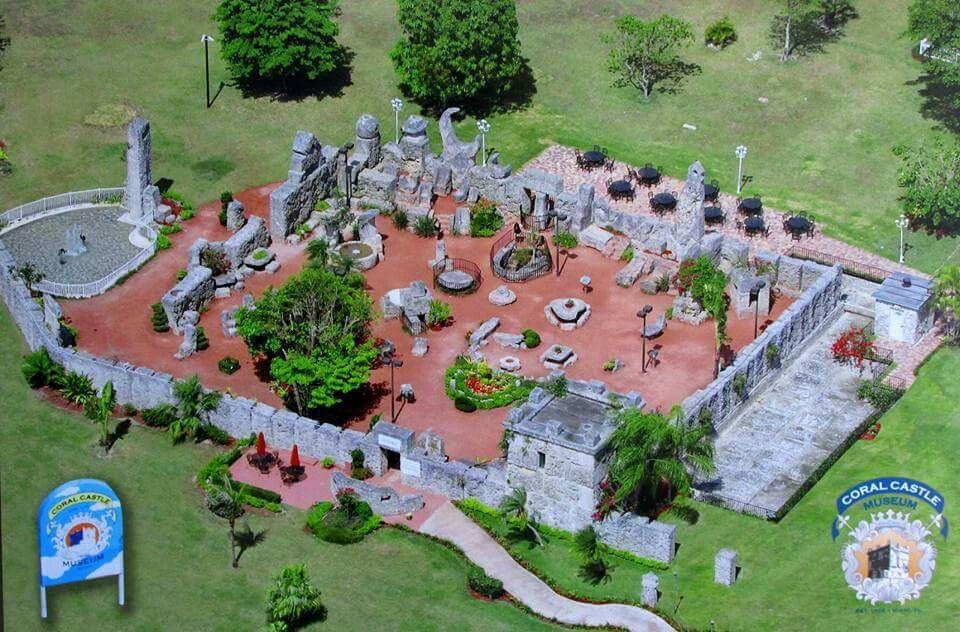 Lâu đài San Hô và công nghệ bí ẩn thất lạc thời cổ đại - H8