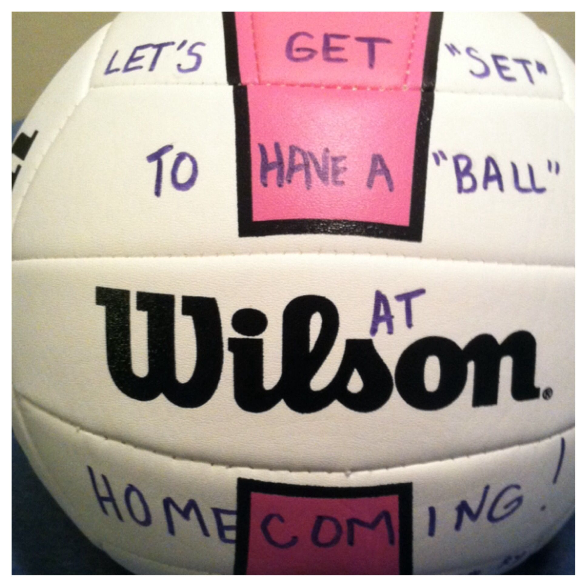 You Know Your A Volleyball Player When That'd Work For Me