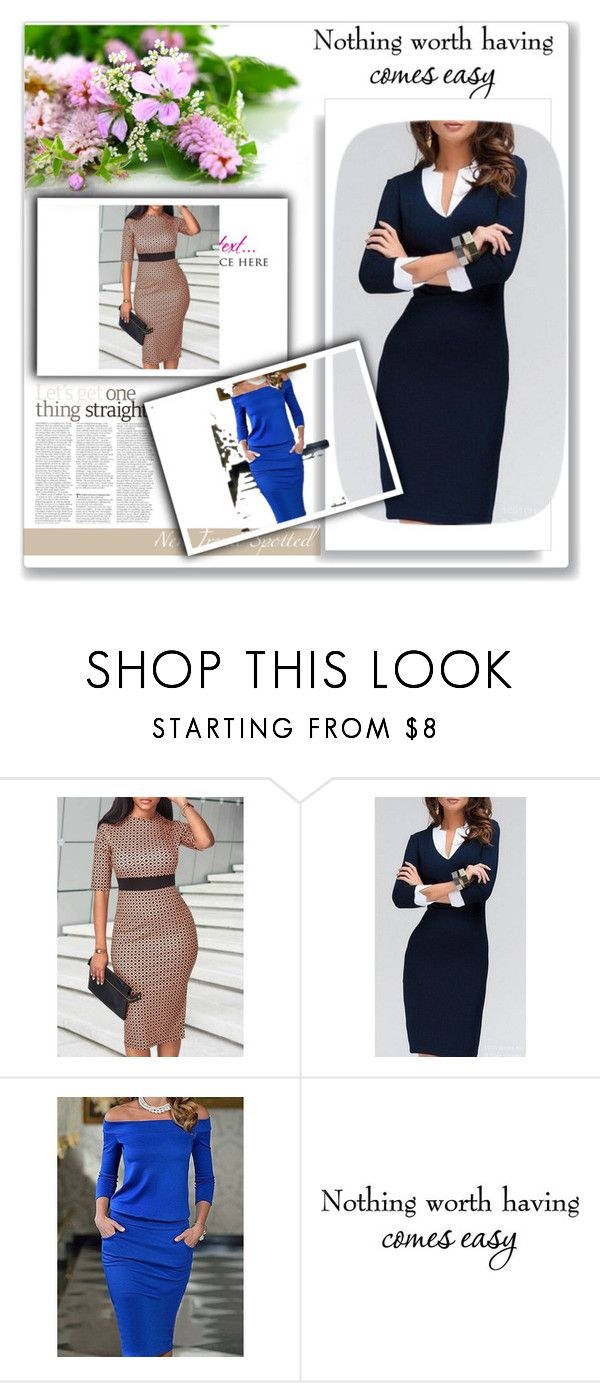 """""""Rose"""" by amela-367 ❤ liked on Polyvore featuring WALL"""
