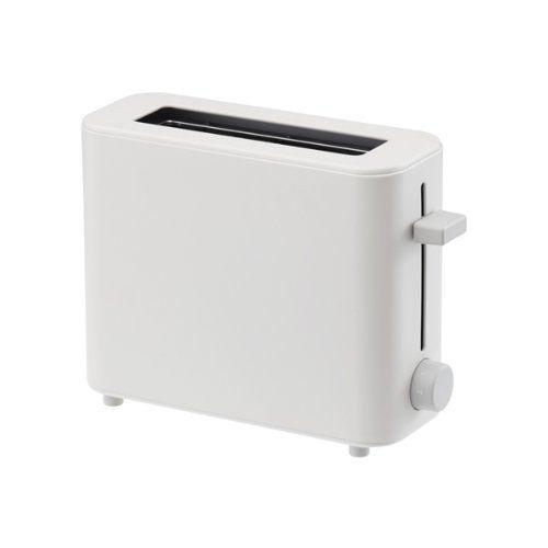 177 0 プラスマイナスゼロ ポップアップトースター1枚焼き ホワイト Xkt V030 W プラスマイナスゼロ