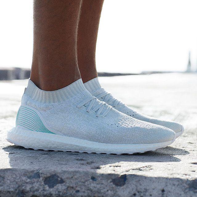 Adidas designt Plastik Sneaker | Style | Schuhe, Turnschuhe