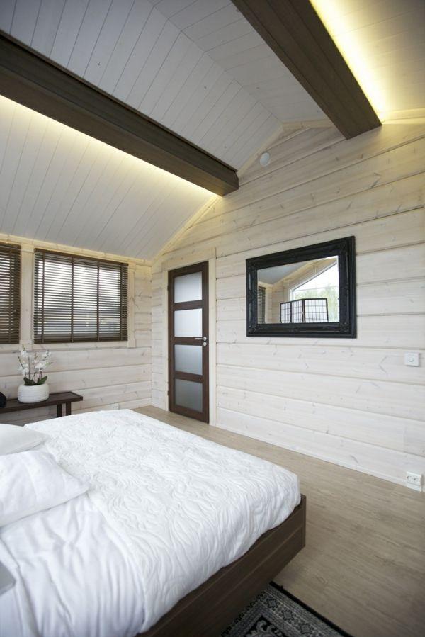 beleuchtungsideen indirekte beleuchtung decke led licht - led deckenbeleuchtung wohnzimmer