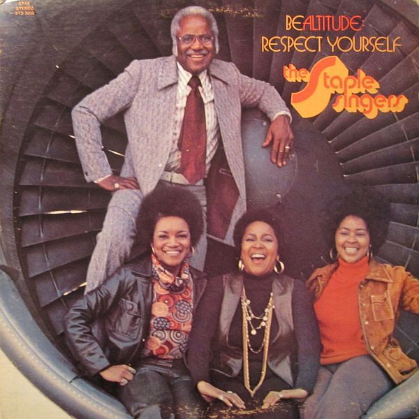 "The Staple Singers ""Respect Yourself"" 1972"