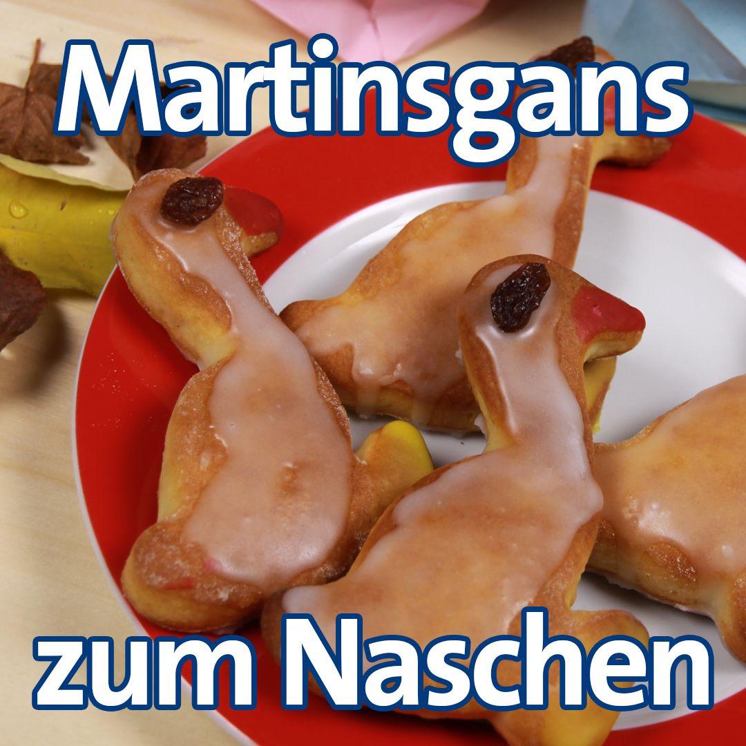 Martinsgans backen - mit diesem Quark-Öl-Teig geht die selbstgemachte Martinsgans ganz einfach #martinsgansbacken