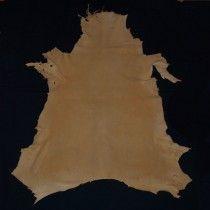 Hirschleder velours sämisch - 0,78m²
