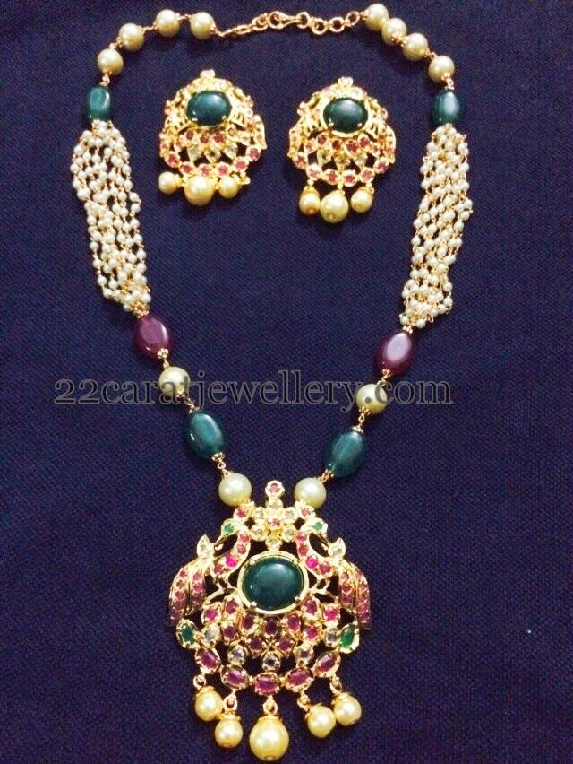 1 gram gold beads chains with earrings chains beads and gold 1 gram gold beads chains with earringsdeepika dks pinboard trails aloadofball Images