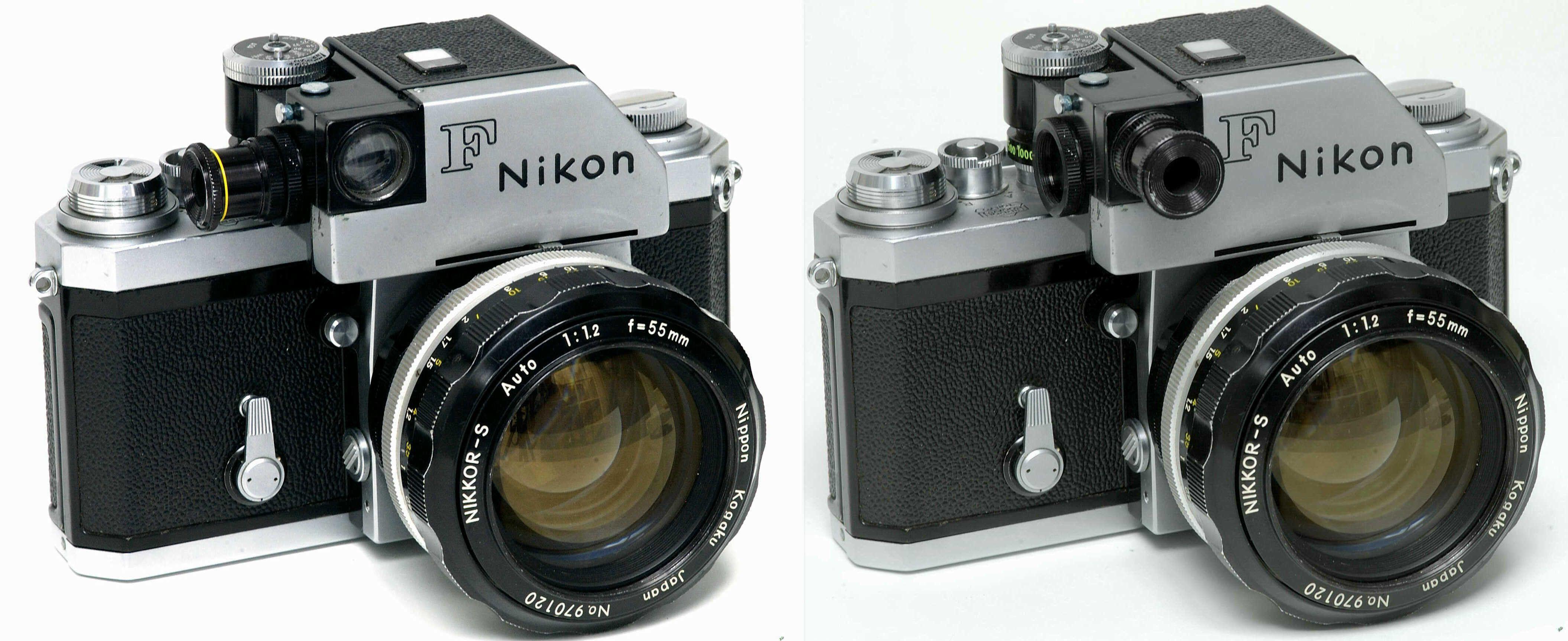 Nikon F chrome with Photomic FTN | Cameras | Pinterest | Nikon ...