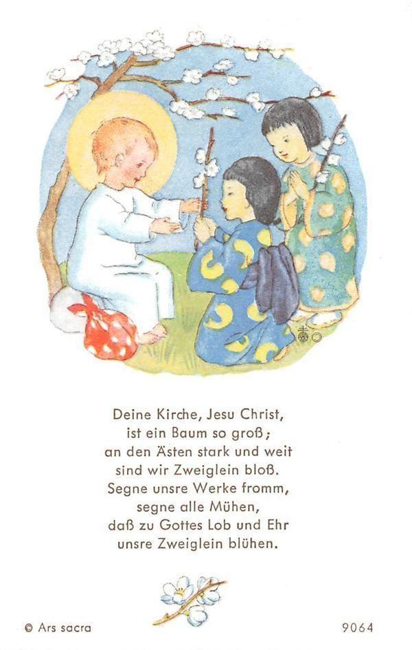 """Le zèle photos icône gebetbild /""""Ida bohatta/"""" HOLY CARD ARS sacra /""""h692/"""""""