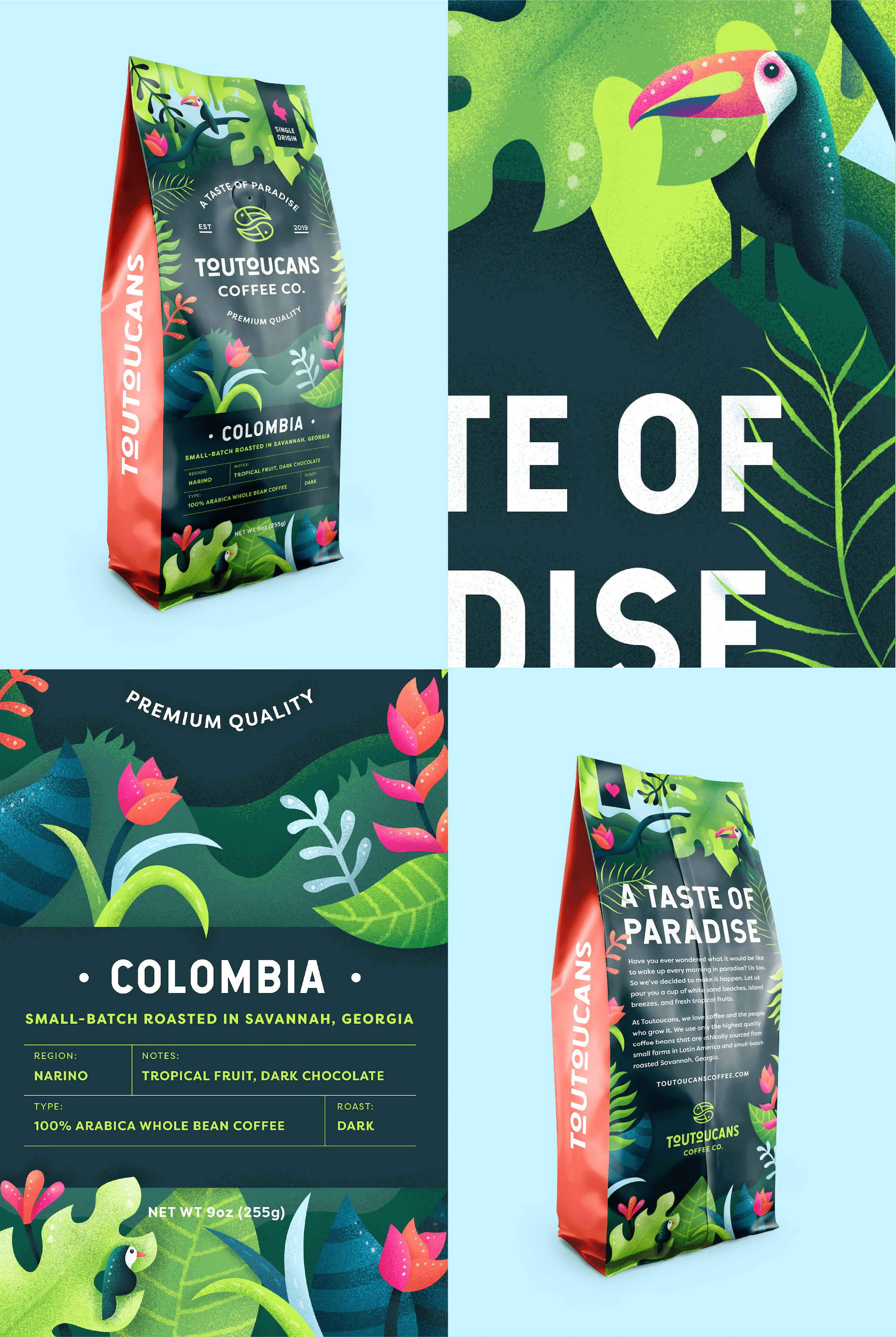 Branding And Package Design On Behance In 2020 Food Packaging Design Packaging Design Creative Packaging Design