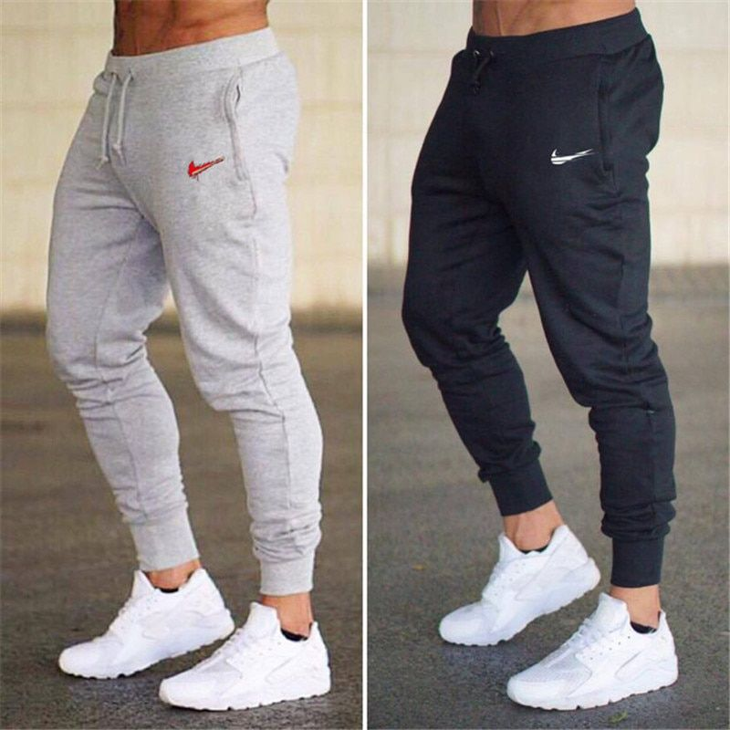 FREE SHIPPING WORLDWIDE Jogging Pants Men Solid GYM Training Pants Sportswear Joggers  Price: $24.78...