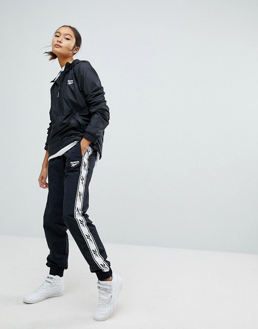 Reebok Womens Woven Track Pants