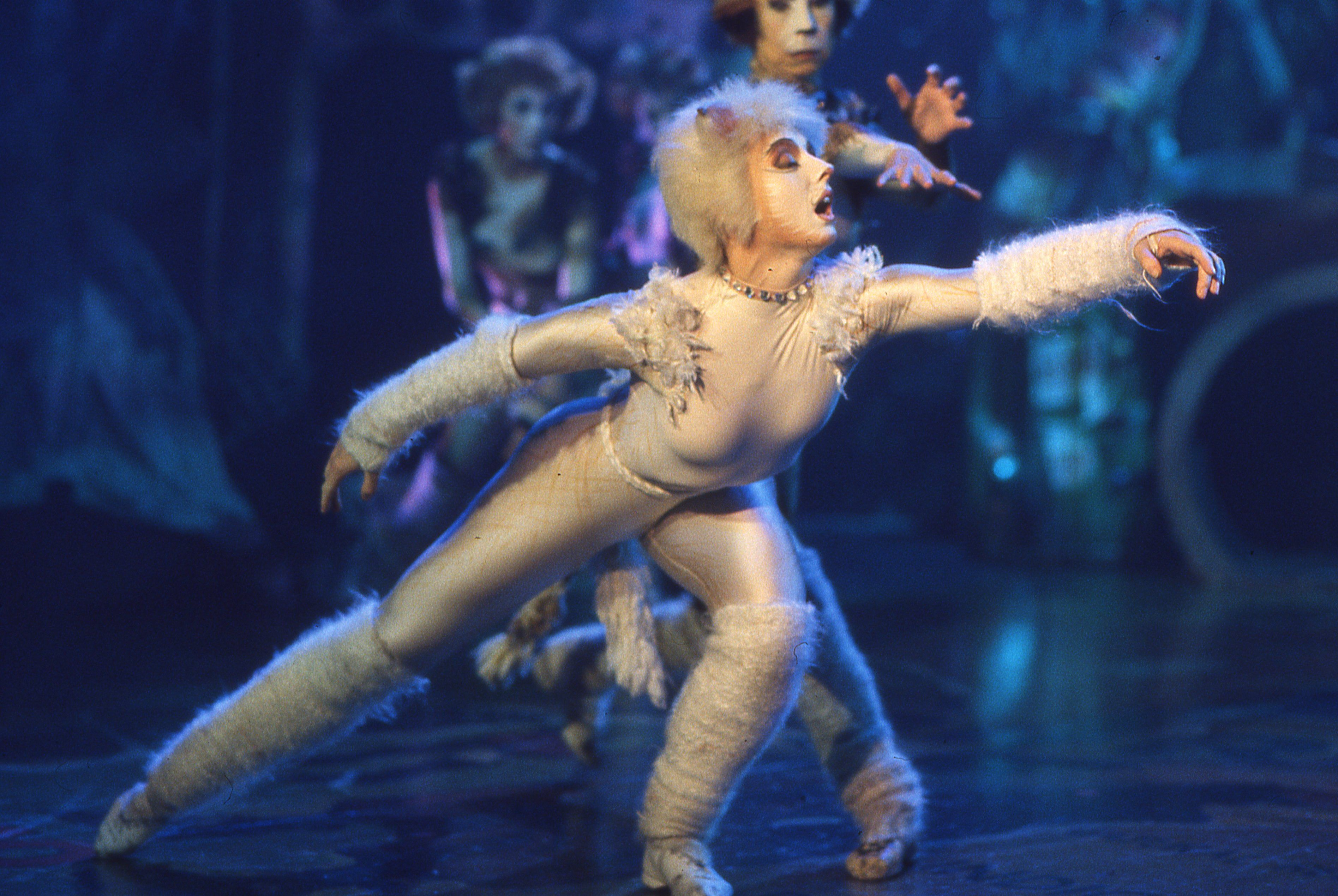 Cats On Screen Cats The Musical Cats Musical Musicals