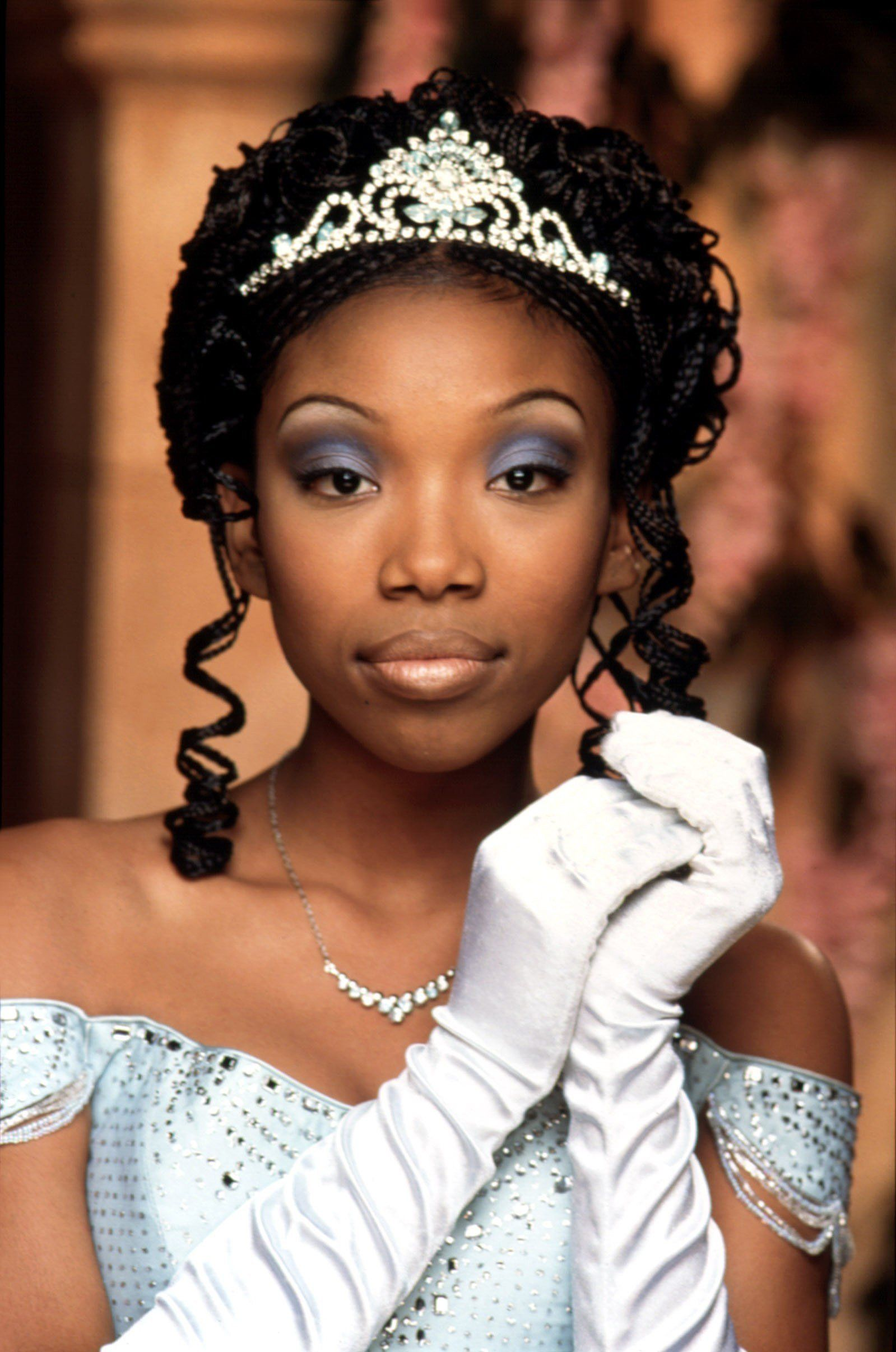 Brandy Reminisces on Working With Her Idol and Mentor, Whitney ...