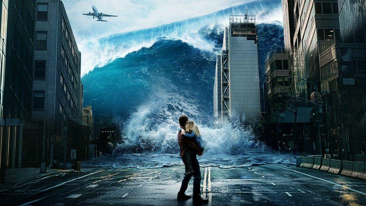 Tempestade Planeta Em Furia Uma Tempestade Atinge A Terra E Um