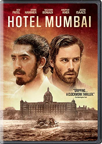 Hotel Mumbai In 2020 In And Out Movie Blu Ray Movies To Watch