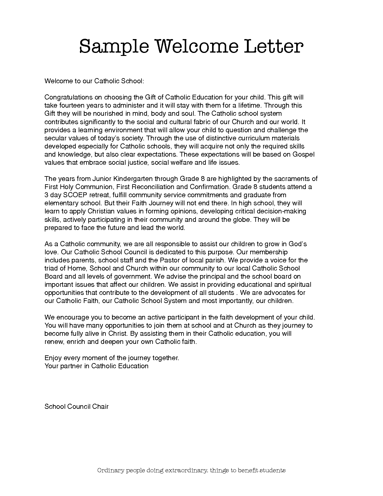 cca letter template - write a letter to student partnership worldwide
