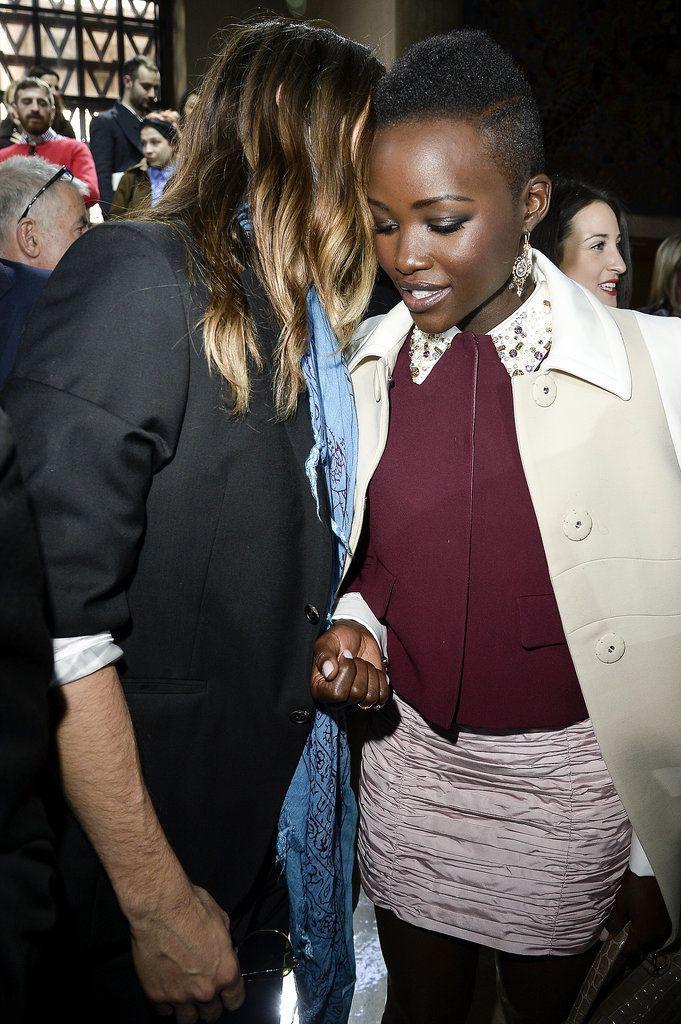 Lupita Nyongo And Jared Leto Hookup